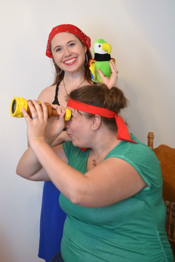 Pirate Party: The Photo Booth
