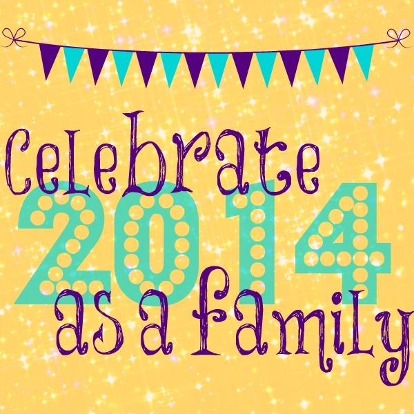 Family Friendly New Year's Eve Celebration
