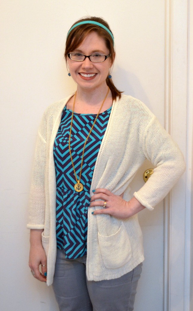 Amy Latta Creations: Fashion Friday: Stitch Fix #7!