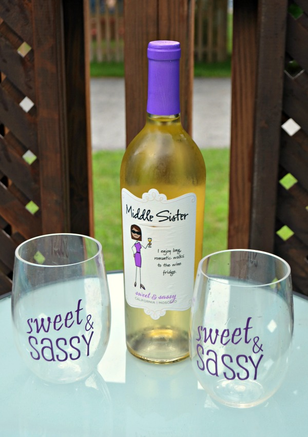 Sweet and Sassy Moscato Glasses