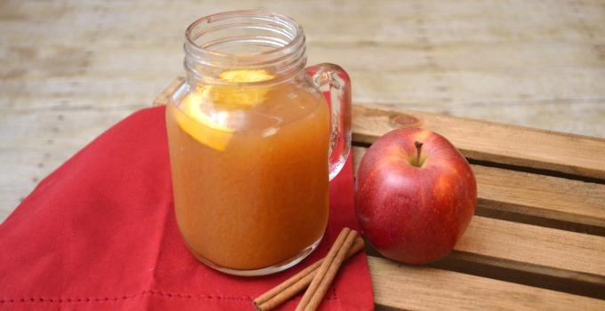 Mulled Spiced Apple Cider