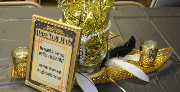 Puttin' On The Ritz: Roaring 20's Party Decorations
