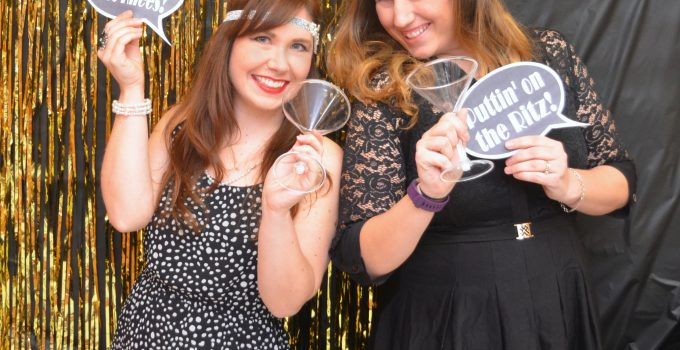 Puttin' On The Ritz: Roaring 20's Photo Booth Printables