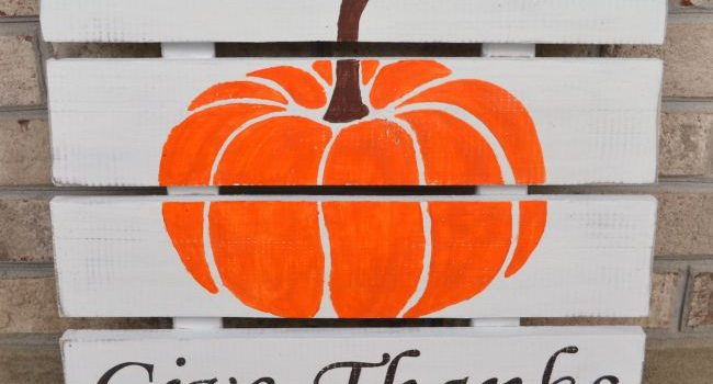 7 Pumpkin Themed Projects for Fall